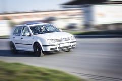 Rusa bilen Royaltyfri Foto