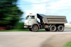 Rusa den ryssKamaz lastbilen Royaltyfri Bild