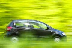 rusa för bil royaltyfri fotografi