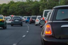 Rush hour in Bangkok. Thailand Stock Photography
