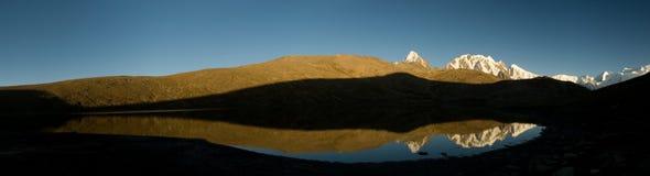 Rush Pari Lake in Pakistan Stock Photo