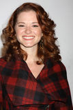 Rush,Sarah Drew. LOS ANGELES - FEB 20: Sarah Drew arrives at the 24 Hour Hollywood Rush at Ebell Theater on February 20, 2011 in Los Angeles, CA stock images
