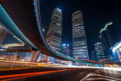 The Rush of Shanghai Stock Images