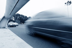 Rush traffic Royalty Free Stock Images