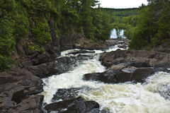 Rushing River Royalty Free Stock Photo