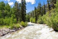 Free Rushing River In Colorado Stock Photos - 177423433