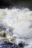 Rushing Water Stock Photo