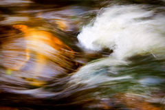 Rushing water royalty free stock photo
