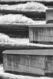 Rushing Water Stock Photo