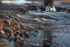 Rushing Water Royalty Free Stock Photo