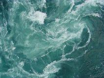 Rushing water Stock Images