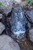 Rushing Water Closeup 3 Stock Photo