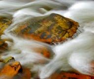 Rushing Water Rocks Motion Stock Photos