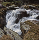 Rushing water Royalty Free Stock Photos