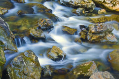 Rushing waters Royalty Free Stock Images