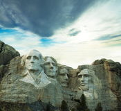 Rushmore Royalty Free Stock Photography