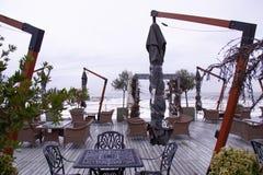 Rusia Café de Sochi Adler fotos de archivo libres de regalías