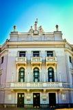 Rusia Ekaterinburg El teatro académico de la ópera y de ballet del estado de Ekaterimburgo fotos de archivo libres de regalías