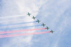 Rusia Moscú - 9 de mayo de 2015 Victory Day Foto de archivo