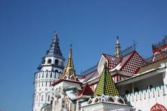 Rusia, Moscú. Kremlin en Izmailovo. Imagen de archivo libre de regalías