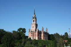 Rusia, Mozhaisk. Nueva catedral de Nicholas Fotos de archivo libres de regalías