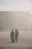 RUSIA, PENZA - 1 DE MAYO: Demostración del día de mayo Foto de archivo
