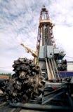Rusia. Producción petrolífera Foto de archivo