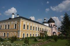 Rusia. Pustyn de David del monasterio de Voskresensky. Imagenes de archivo