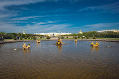 Rusia St Petersburg Obrazy Royalty Free
