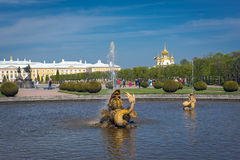 Rusia St Petersburg Obraz Royalty Free