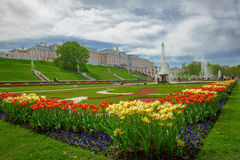 Rusia St Petersburg Arkivfoto