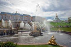 Rusia St Petersburg Royaltyfri Foto