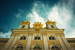 Rusia St Petersburg. City Art Building Royalty Free Stock Image