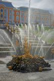 Rusia St Petersburg. City Art Building Stock Image