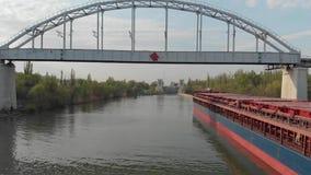 Rusia stalingrad Canal del envío de Volga-Don