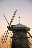 Rusia. Suzdal. Molino Fotos de archivo libres de regalías