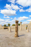 Rusia, Tartaristán, estado búlgaro histórico y arquitectónico Fotos de archivo