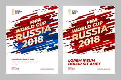 Rusia 2018 tazas modelo libre illustration