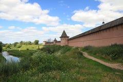 Rusia. Vistas de Suzdal #16 Imágenes de archivo libres de regalías