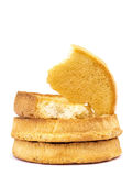 Rusk Stack Stock Photography