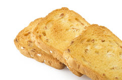Rusk toasted Royalty Free Stock Photography