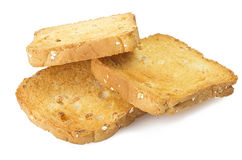 Rusk toasted Royalty Free Stock Images