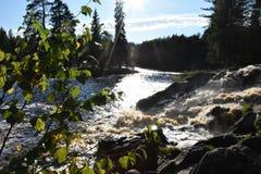 Ruskeala Στοκ φωτογραφία με δικαίωμα ελεύθερης χρήσης