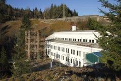 Ruskin Power Station Stock Photography