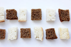 rusks Imagens de Stock Royalty Free
