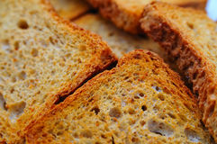 Rusks Abstract Composition Royalty Free Stock Photo