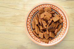 Rusks in a bowl Royalty Free Stock Photo