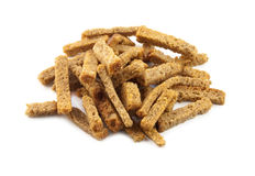 Rusks isolated Stock Photo