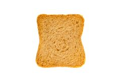 Rusks isolated Royalty Free Stock Photos