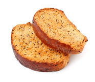 Rusks With Poppy Royalty Free Stock Images